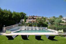 Villa à Mandelieu-la-Napoule - Belle villa piscine avec vue mer