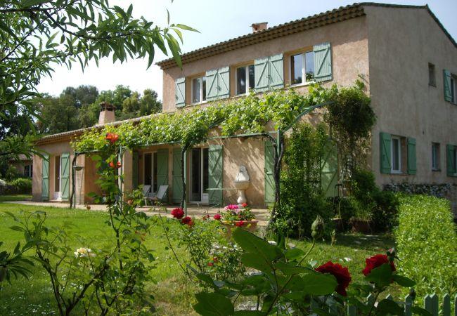 Roquefort-les-Pins - Villa