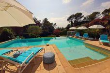 Villa à Roquefort-les-Pins - Villa du Muguet proche de St Paul de...